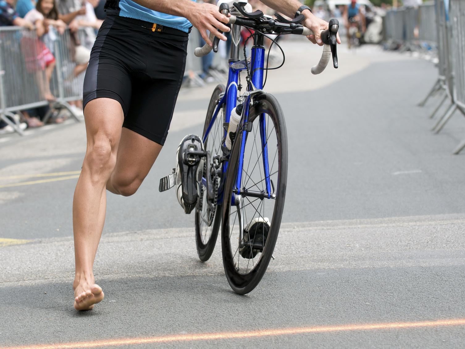 5 Ways to Avoid the Bike-Run Bonk | ACTIVE